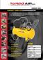 Turbo Air 50L  Direct Drive Compressor TA3050 Brochure