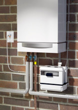 SaniCondens condensate pump installed