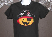 Pirate Pumpkin Shirt