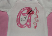 Butterfly Alphabet Shirt