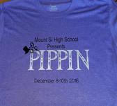 Pippin Drama Cast Shirts