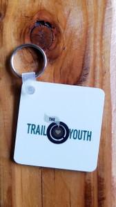 Trail Youth Keychain