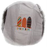 Surf Board Burp Cloth