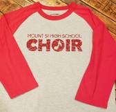 Choir Baseball Jersey