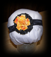 Fall Flower Headband