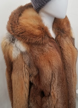 Golden Fox Jacket