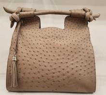 Gray Ostrich Resort bag