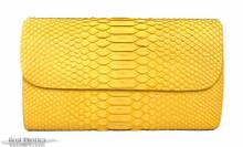 Seamless  - Python - Yellow -  BC - Matte