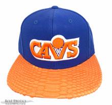 Cav's Official Python Brimmed  Snapback Ballcap