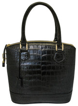 Bespoke Alligator Black 1