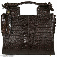 Resort - Dark Brown Nile Crocodile