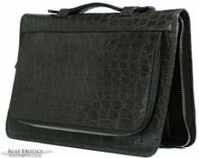 Portfolio - American Alligator - Brown Matte