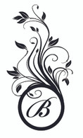 Monogram 01 Wall Decal