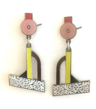 Memphis Design Tahiti Earrings