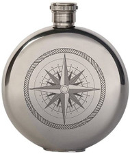 Compass Flask