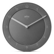 Braun Classic Wall Clock BNC006 grey