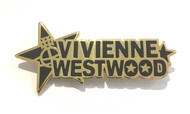 Vivienne Westwood Hollywood Star Enamel Badge