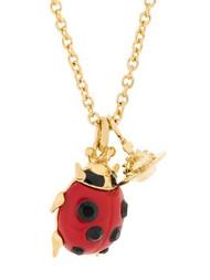 Vivienne Westwood Ladybird Pendant gold
