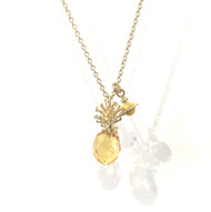 Vivienne Westwood Pineapple Pendant