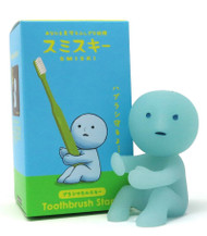 Smiski Glow in the Dark Toothbrush Multi-Holder / Protecting