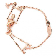 Vivienne Westwood Skeleton Bracelet Gold