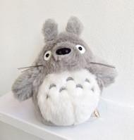 Totoro Plush grey