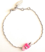 Vivienne Westwood Holly Bracelet Pink
