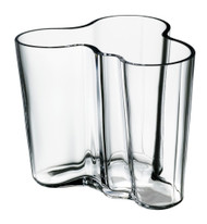 Aalto Vase / Savoy clear