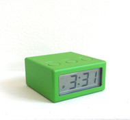 2.5R Digital Alarm Clock green