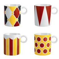 Circus Mugs / Set 4