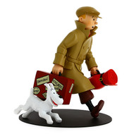 "Tintin ""They Have Arrived !"" / ""Ils Arrivent !"" Statuette"