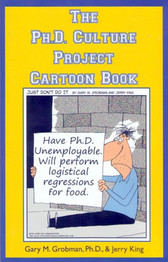 The Ph.D. Culture Project Cartoon Book