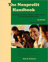The Nonprofit Handbook, 9th Edition
