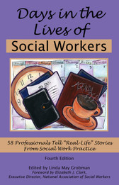Days in the Lives of Social Workers--Set of All 4 Books