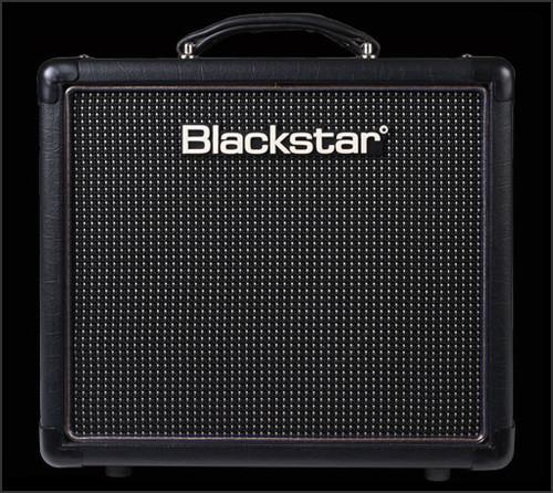 blackstar ht 1r 1x8 guitar combo amp with reverb. Black Bedroom Furniture Sets. Home Design Ideas