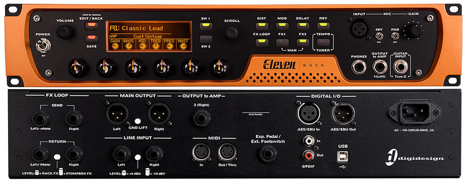 digidesign eleven free