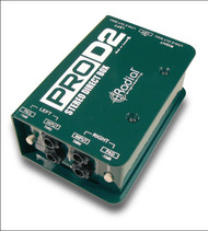 Radial ProD2 Passive Stereo Direct Box