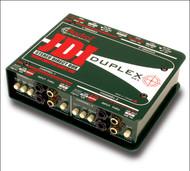 Radial JDI Duplex Passive Stereo Direct Box