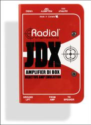 Radial JDX Reactor Guitar Amp Direct Box