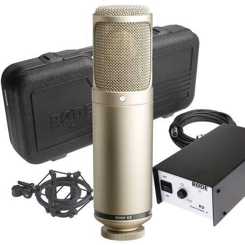 RODE K2 Condenser Valve Microphone