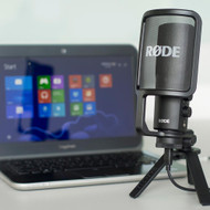 RODE NT-USB USB MIC, for MAC or PC