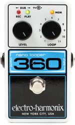 Electro-Harmonix Nano_Looper 360 Loop Pedal