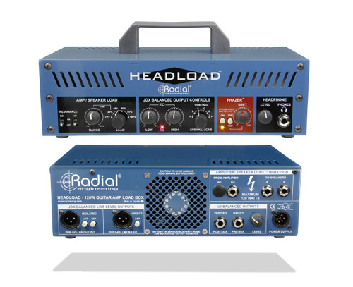 Radial Headload™ - Guitar Amp Load Box
