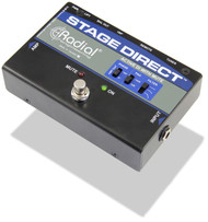 Radial StageDirect muting DI box