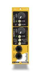 Radial X-Amp 500 Series™ - Reamper