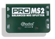 Radial ProMS2™ Passive Microphone Splitter