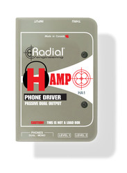 Radial H-Amp™- Headphone Driver