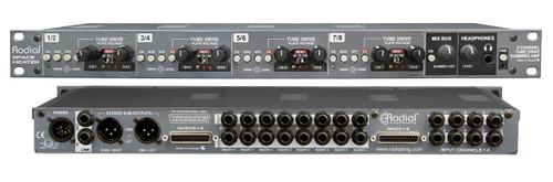Analog Summing Mixer : radial space heater analog summing mixer tube drive ~ Vivirlamusica.com Haus und Dekorationen