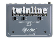 Radial Twinline™ Effects loop interface for two amps