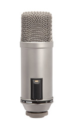 Rode Broadcaster End-Address Broadcast Condenser Microphone
